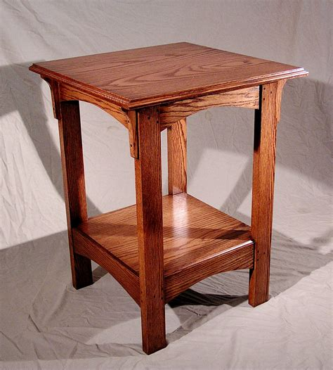 Handcrafted Table Ls - arts and crafts wood table ls 28 images limbert style