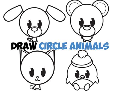 how to draw animals easy animal drawings for step by step www pixshark