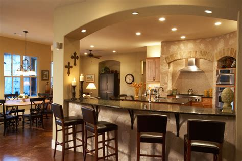 large open kitchen floor plans most popular home features of 2014 the house designers