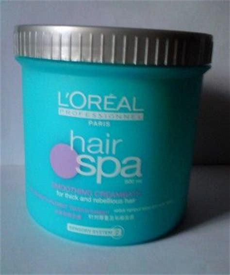 hair spa loreal by azura ol l oreal professionnel serie expert hair spa reviews photo