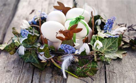 centro tavola pasquale centrotavola pasquale fai da te 7 idee con fiori frutta