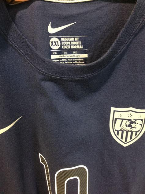 Nike Made In Turkey despite ralph backlash nike s u s world cup gear
