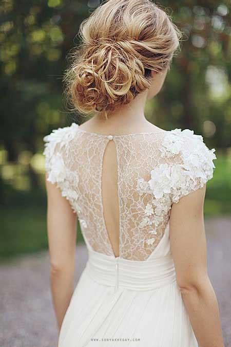 hairstyles curly hair tied up 15 bridal hair ideas hairstyles haircuts 2016 2017