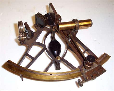 sextant navigation tables le sextant principe et utilisation