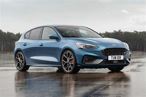2019 Ford Focus by Ford Focus St 2019 Con Nuevo Motor 2 3 Ecoboost De 280 Cv