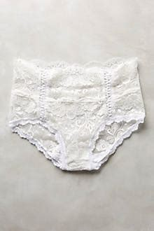 Nabella Blouse by Les Coquines Nabella High Waist Briefs