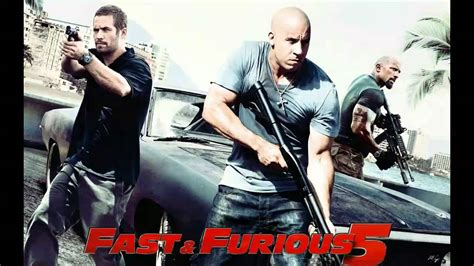 theme song fast and furious 7 fast and furious five main theme song youtube