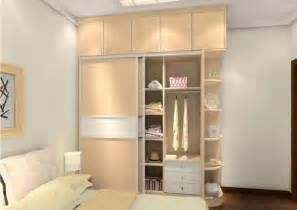 design wardrobe for simple bedroom
