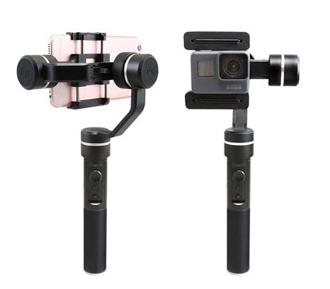 Item Feiyu Spg Handled Stabilizer For Smartphones Actioncam buy feiyu spg 3 axis handheld gimbal stabilizer precisely adaptable for iphone gopro 5
