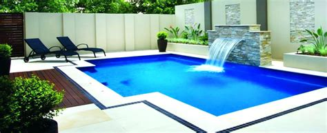 Pool Layout Chairs Design Ideas Pool With Waterfall Bullyfreeworld