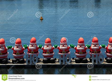darling harbour christmas stock photo image 49630813