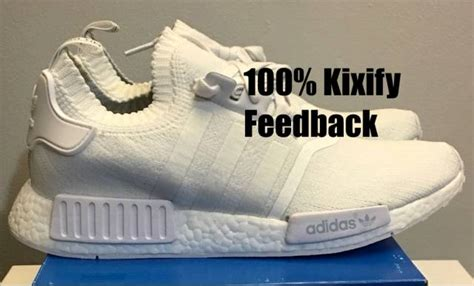 Adidas Nmd R1 Pk Monochrome Pack adidas nmd pk r1 monochrome pack white kixify marketplace