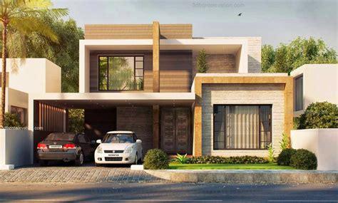 desain dinding depan rumah minimalis 15 desain rumah minimalis tak depan