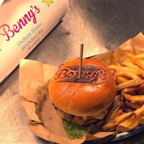 Handmade Burger Co Halal - benny s gourmet reading s halal burger diner