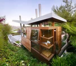Treehouse Architecture - modern house designs tree houses trendir