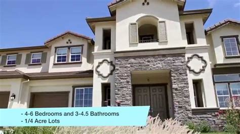 new homes in brentwood ca verona at portofino estates