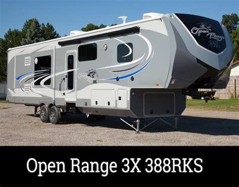 open range 3x fifth wheels at all seasons rv ohio open range rv dealer all seasons rv ohio open range 3x 388rks fifth wheel for sale all seasons rv