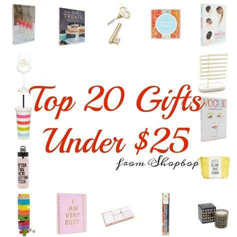 best tech gifts under 25 30 best secret santa gift ideas under 25 cheap gifts