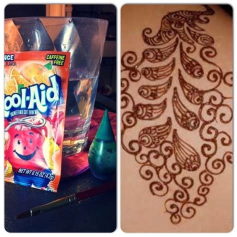 henna tattoo recipe homemade best 25 water paint ideas on