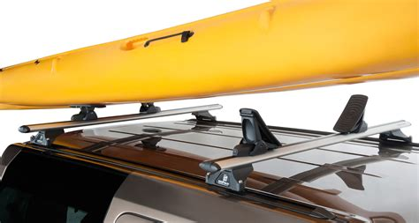 Loading A Roof Rack by Nautic 581 Kayak Carrier Rear Loading 581 Rhino Rack