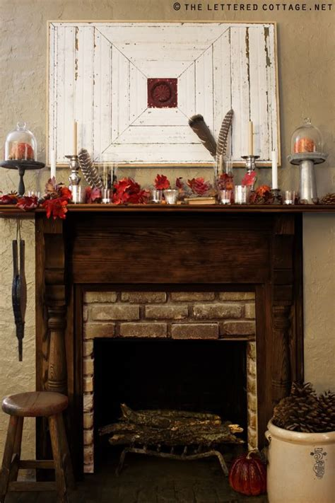 25 best images about cottage fireplace mantles on