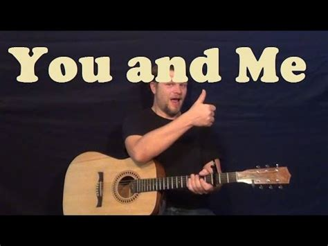strumming pattern for you and me lifehouse you and me lifehouse guitar lesson easy strum how to