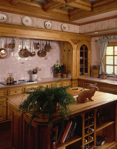 Tuscan Kitchen Design by French Country Kitchens Photo Gallery And Design Ideas