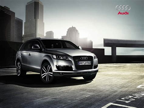 Audi Q7 Wallpaper by Audi Q7 Hd Desktop Wallpapers 4k Hd