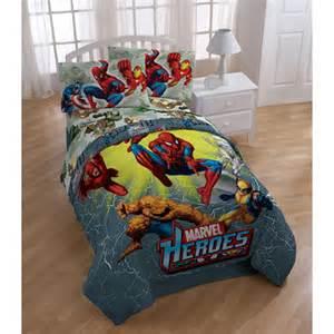 marvel super hero squad kid s bedding sheet set walmart com