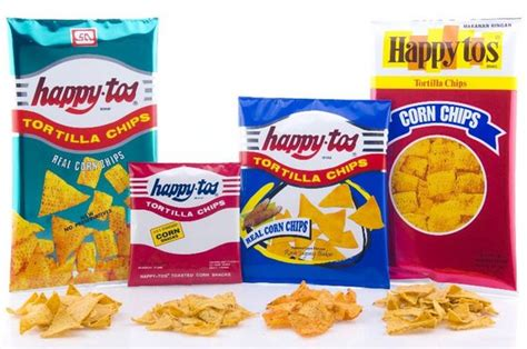 Happytos Real Corn Chips 160 G happytos tortilla chips id 8882913 product details view