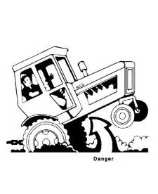 Back &gt Gallery For Case Tractor Coloring Pages sketch template