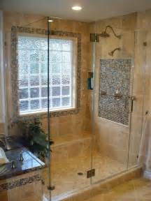 glass block bathroom ideas 17 best ideas about window in shower on shower
