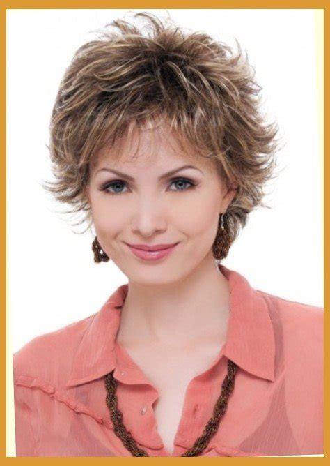 short feathered hairstyles for women short hairstyles for older women feathered short