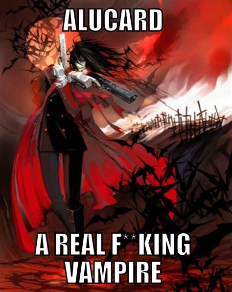 Alucard Memes - alucard meme by rikuthedragonslayer on deviantart