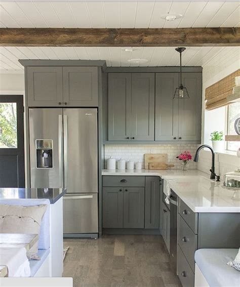 kitchen  wood plank ceiling wow blog