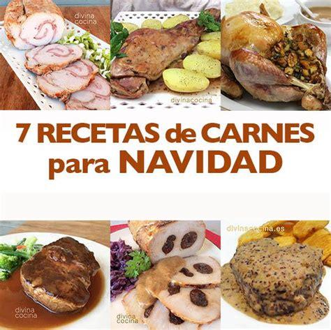recetas de cocina de carnes 7 recetas de carnes para navidad divina cocina