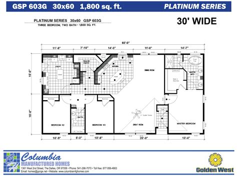 home design plans 30 60 30 x 60 square feet house plans
