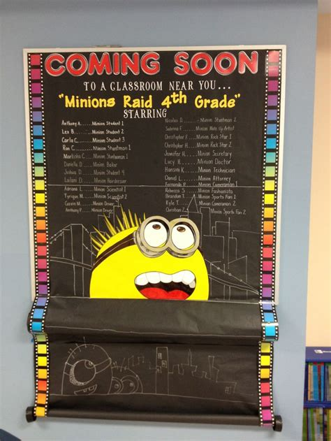 Minion Classroom Decor by 78 Images About Minion Madness Classroom Stuff On