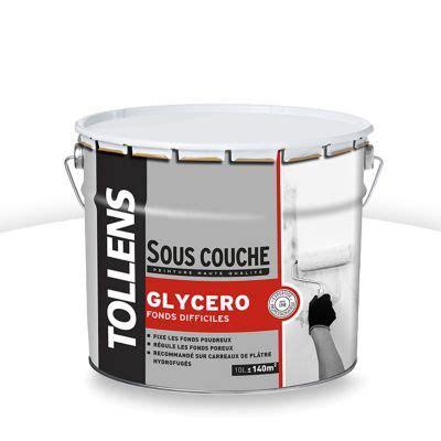 Enduit Sur Peinture Glycero by Sous Couche Tollens Glyc 233 Ro 10l Castorama