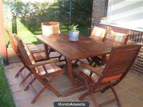 precios de mesas y sillas mesa y sillas jardin teka mejor precio unprecio es