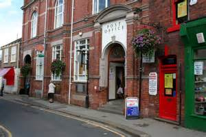 Ripon Post Office by Post Office Finkle Ripon 169 Cc By Sa
