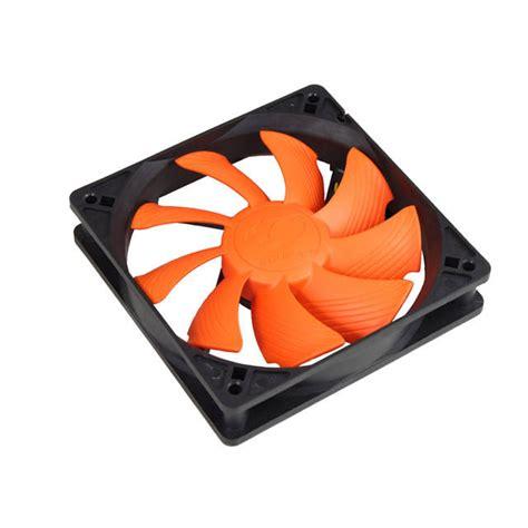Fan 12cm Turbine Hyper Spin Bearing Orange Blade free ship turbine 120 cf t12s4 120mm hyperspin