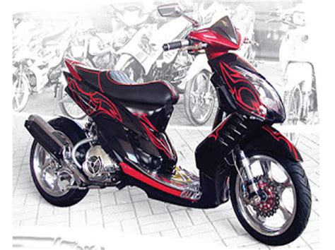 Mantel Motor Yamaha Soul Gt 2 modification yamaha mio soul gt harga motor indonesia