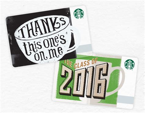 Sending A Starbucks Gift Card Online - starbucks gift card perfect gifts for coffee lovers starbucks coffee company