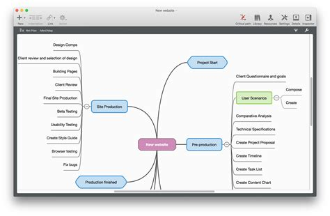 mind maps creator free mind map creator for mac design templates print