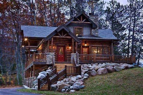 beautiful log cabins modern log cabin diy small home beautiful log cabin home my wish list pinterest