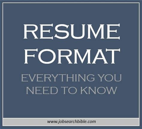 cover letters for resumes free everything you need to resume format everything you need to search bible