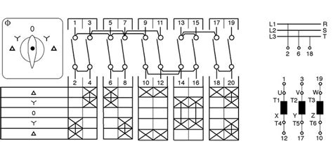 kraus and naimer rotary switch wiring diagram cutler