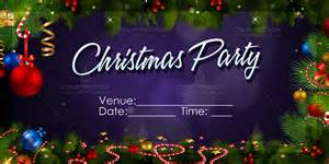 christmas party tarpaulin psd template 171 coldfiredsgn