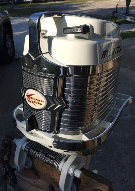 mercury outboard motors for sale mercury 400s 45 hp outboard vintage motor for sale